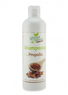 Shampooing propolis