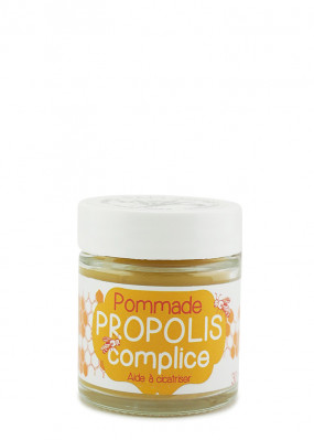 "Pommade ""Propolis Complice"""